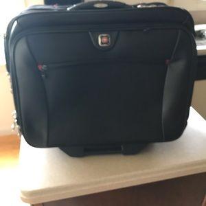 Wenger roller computer bag